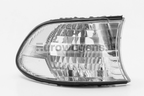 Front indicator right clear BMW 7 Series E38 99-01 OEM