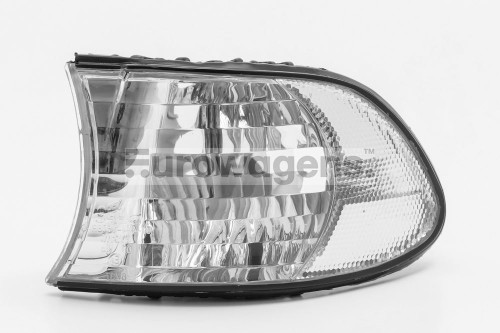 Front indicator left clear BMW 7 Series E38 99-01 OEM