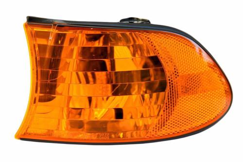Front indicator left orange BMW 7 Series E38 99-01