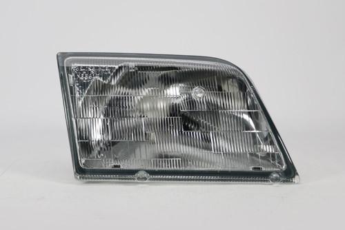Headlight clear right Mercedes-Benz SL R129 98-01