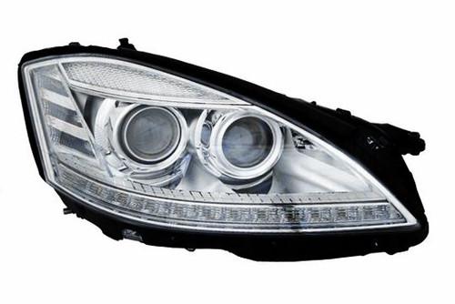 Headlight right Bi-Xenon AFS Mercedes-Benz S Class W221 09-13