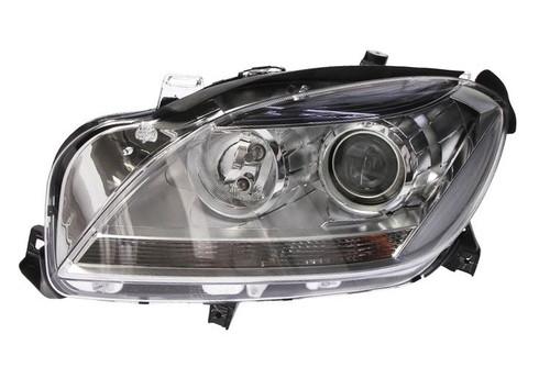 Headlight left Bi-xenon AFS IR Mercedes-Benz M Class W166 11-