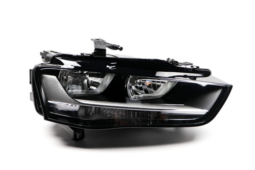 Headlight right Audi A4 B8 12-15