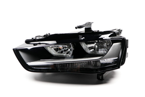 Headlight left Audi A4 B8 12-15