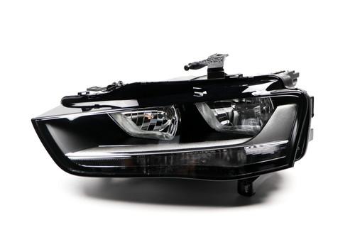 Headlight left Audi A4 B8 12-15