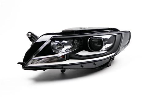 Headlight left Bi-xenon DRL VW CC 12-16
