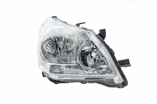 Headlight right Toyota Verso 09-12