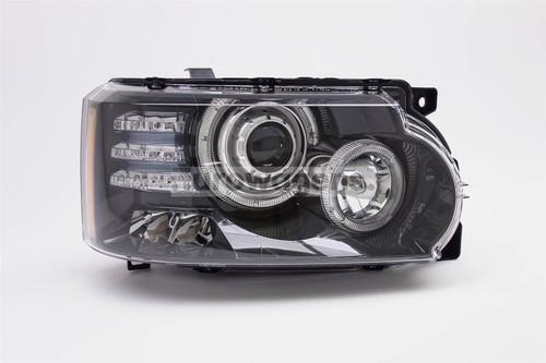 Headlight right Bi-xenon LED DRL AFS black Land Rover Range Rover Vogue 10-12