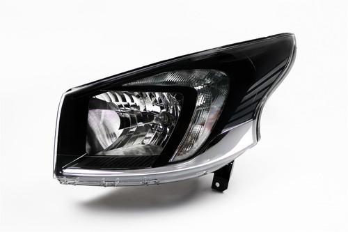 Headlight left LED DRL Vauxhall Vivaro 14-