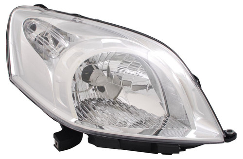 Headlight right Fiat Fiorino 08-