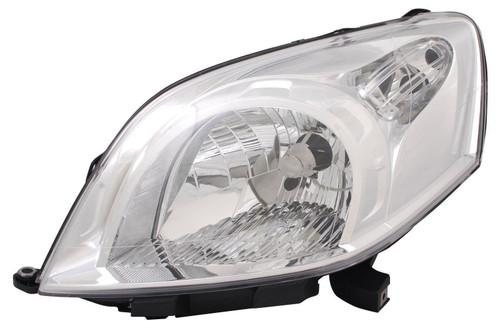 Headlight left Fiat Fiorino 08-