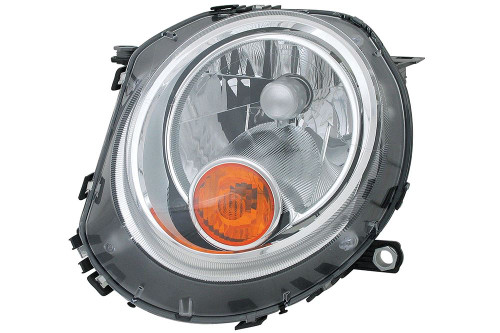 Headlight left orange indicator Mini Cooper Clubman R55 06-14