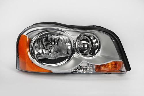 Headlight right xenon Volvo XC90 02-07