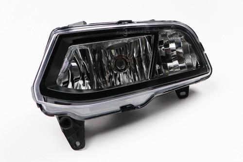 Fog light left with cornering light VW Polo 14-17