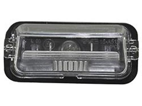 Number plate light Toyota Yaris 11-14