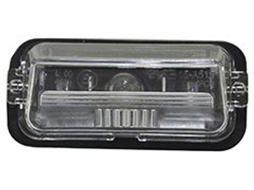 Number plate light Toyota Yaris 11-14