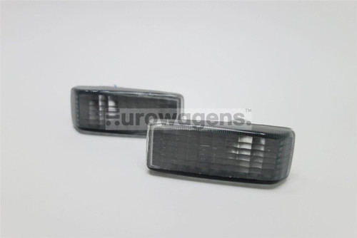 Side indicators set smoked Mercedes-Benz 190 W201 82-93