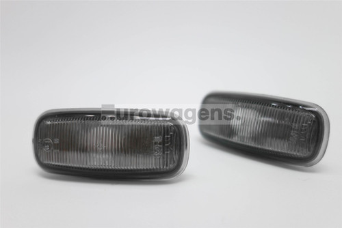 Side indicators set smoked Audi A3 00-03