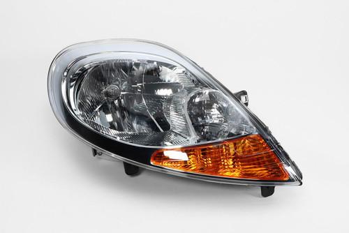 Headlight right Nissan Primastar 07-14