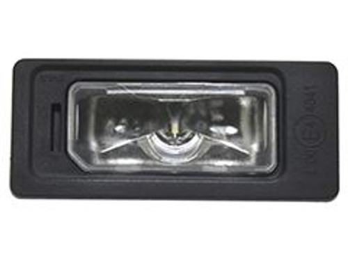 Number plate light LED Audi A4 16-