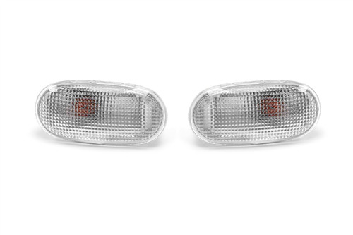 Side indicator set clear Mitsubishi L200 05-15