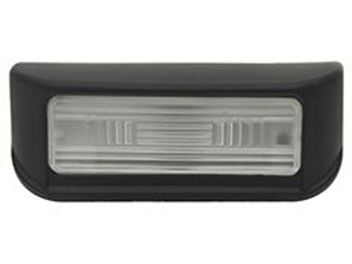 Number plate light Peugeot Partner 08- 2 door