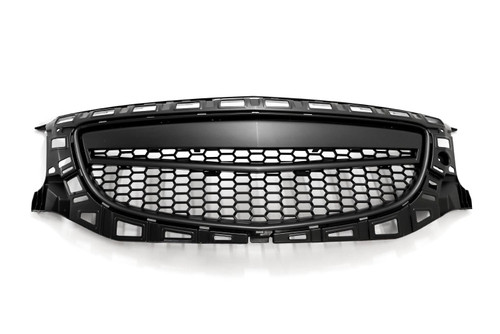 Front debadged honeycombe grille black VXR look Vauxhall Insignia 08-13