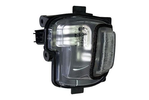 Mirror indicator LED left Mazda 3 13-16