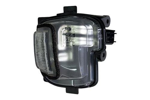 Mirror indicator LED right Mazda 3 13-16