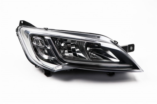Headlight right chrome Peugeot Boxer 14-17