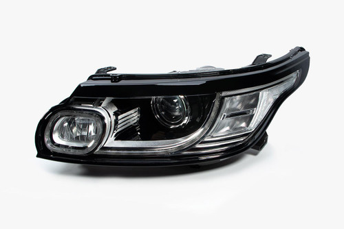 Headlight left Bi-xenon LED DRL AFS Range Rover Sport 14-