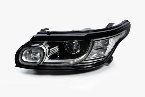 Headlight left Bi-xenon LED DRL AFS Range Rover Sport 14-