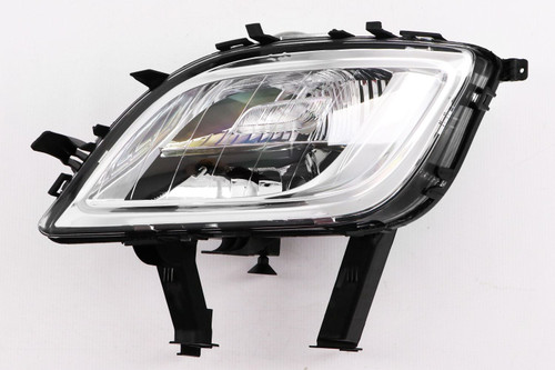 Front fog light left with indicator Vauxhall Astra J 09-12