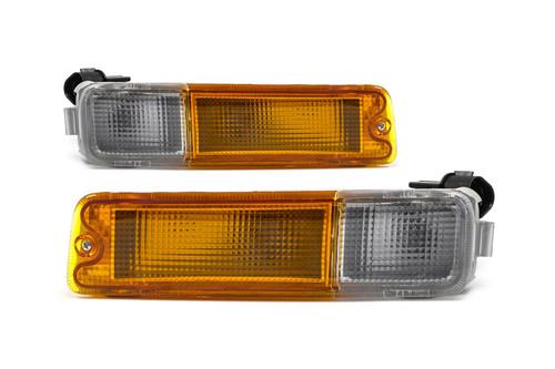 Front indicator set Mitsubishi L200 96-06