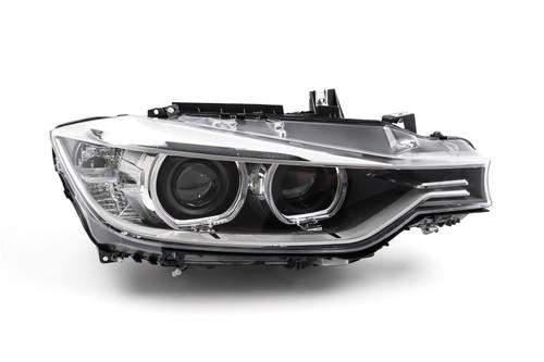 Headlight right D1S xenon BMW 3 Series F30 F31 12-15