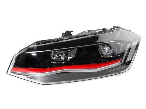 Headlight left LED VW Polo GTI 18-