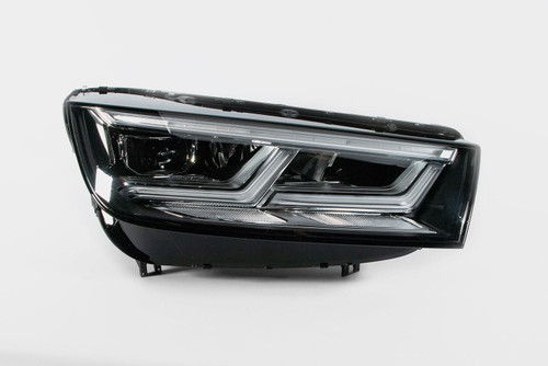 Headlight right full LED Matrix dynamic indicator Audi Q5 17-