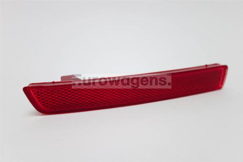 Rear bumper reflector left Fiat Punto 03-05
