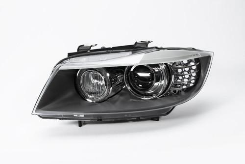 Headlight left Bi-xenon AFS BMW 3 Series E90 E91 08-12