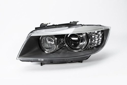 Headlight left Bi-xenon AFS BMW 3 Series E90 E91 08-12