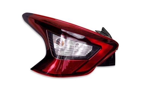 Rear light left Nissan Micra K14 17-