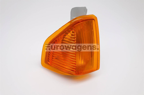 Front indicator right orange Ford Orion MK3 80-85