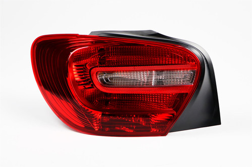 Rear light left Mercedes-Benz A Class W176 12-15