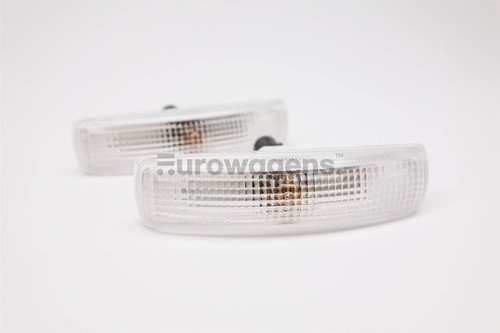 Side indicators set clear Land Rover Discovery 04-15