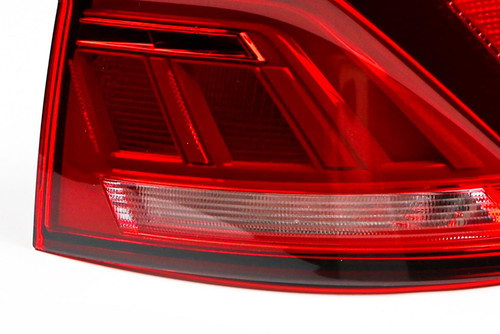 Rear light red right LED outer VW T-Roc 17-