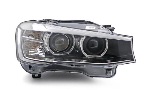 Headlight right Bi-xenon LED DRL AFS BMW X3 F25 15-18