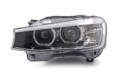 Headlight left Bi-xenon LED DRL AFS BMW X3 F25 15-17