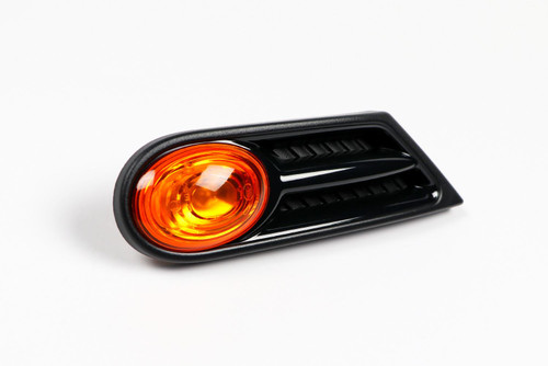 Genuine side indicator right orange with trim Mini One Cooper R56 R57 07-13