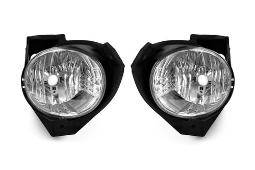 Front fog light set Toyota Hilux 08-10