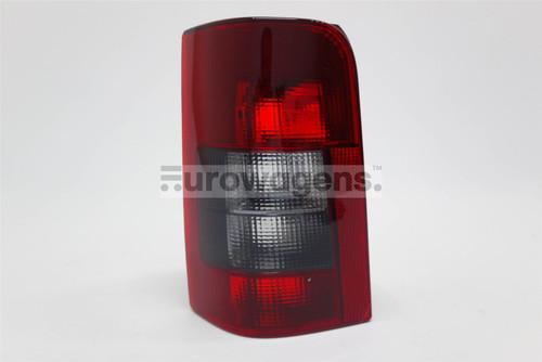 Rear light left Citroen Berlingo Peugeot Partner 96-05 1 door